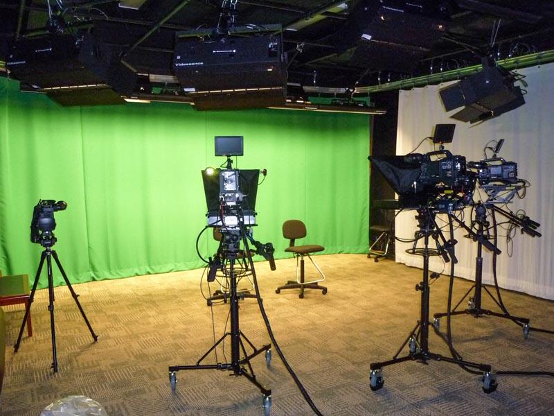 studio production page